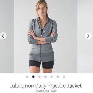 Lululemon Daily Practice